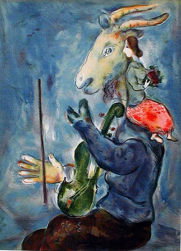 Marc Chagall Lessons Tes Teach
