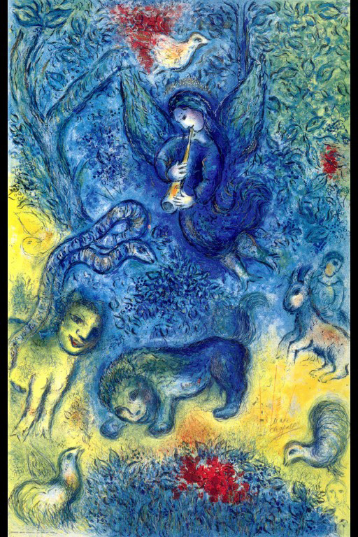 Chagall Dreams