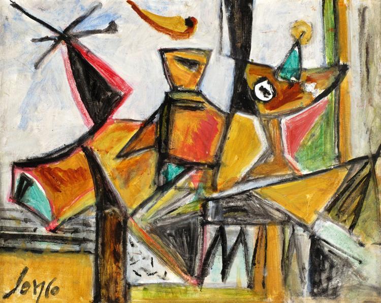 Still Life - Marcel Janco
