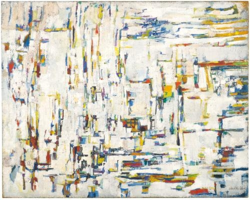 Untitled, 1995 - Maria Helena Vieira da Silva