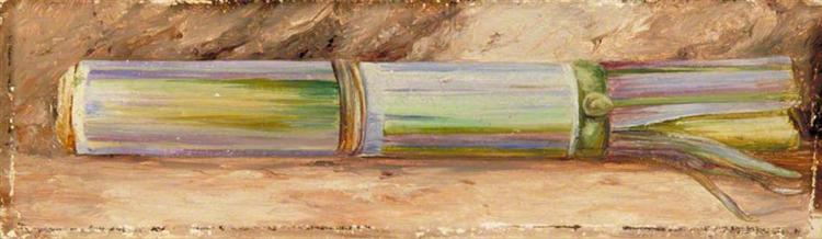 A Piece of Sugar Cane, 1870 - Marianne North