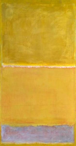 Untitled, 1950 - c.1952 - Mark Rothko