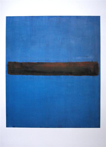 Untitled, 1969 - Mark Rothko