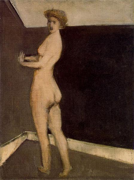 Untitled, 1938 - Mark Rothko