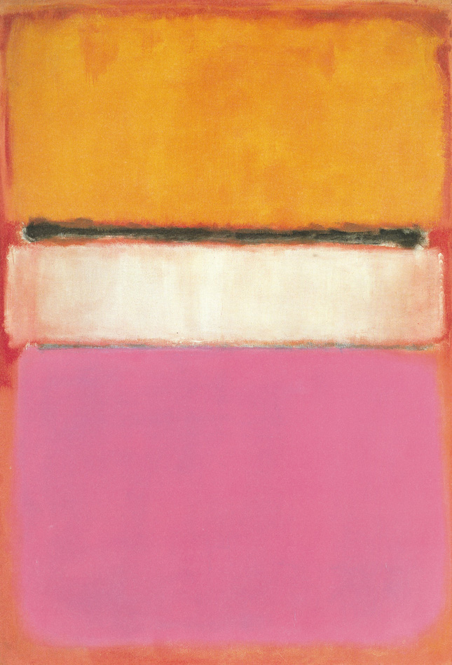 What Kind Of Art Does Rothko Paint