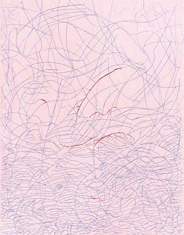 Morning Grass, 1975 - Mark Tobey