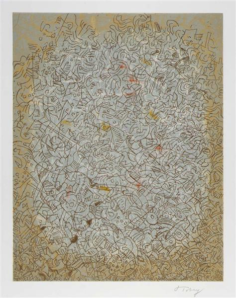 To Life, 1974 - Mark Tobey