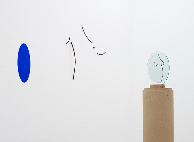 Miroir, 1986 - Markus Raetz