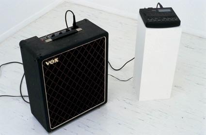Work No. 122 (Drum machine), 2000 - Martin Creed