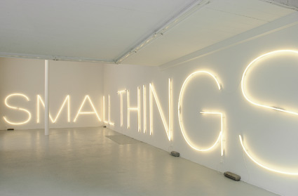 Work No. 275 (Small Things), 2003 - Martin Creed
