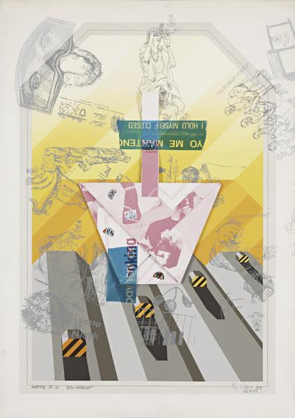 Beton Landschaft, 1989 - Martin Kippenberger