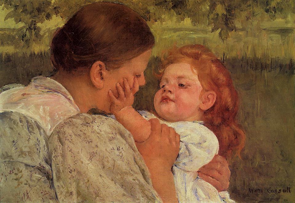 Mary Cassatt Famous Paintings