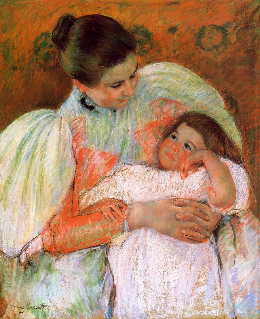 essay on mary cassatt The greatest woman painter: cecilia beaux, mary cassatt, and issues of female fame essay by nancy mowll mathews beaux and cassatt offer a tempting comparison for the unsuspecting art historian.