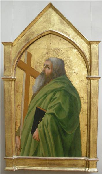 St. Andrew - Masaccio