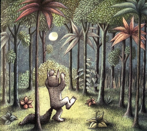 Where The Wild Things Are - Maurice Sendak - WikiArt.