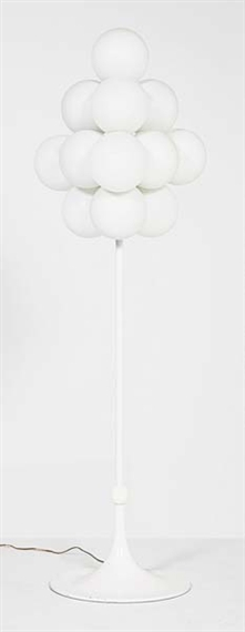 Floor Lamp - Max Bill