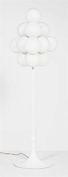 floor lamp max bill encyclopedia of. Black Bedroom Furniture Sets. Home Design Ideas