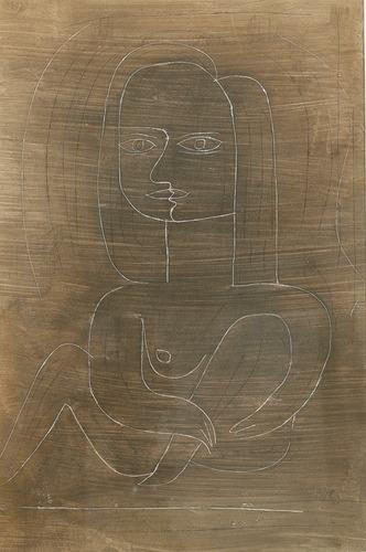 Frauenkopf, 1929 - Max Bill