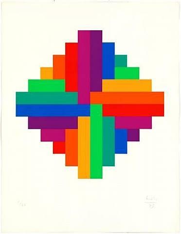 Serigrafia, 1979 - Max Bill