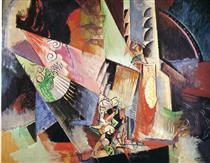Balletto russo - Max Weber