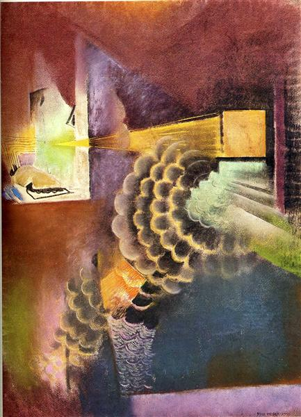 Slide Lecture at the Metropolitan Museum, 1916 - Max Weber