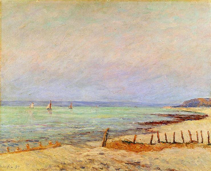 Dusk, 1899 - Maxime Maufra