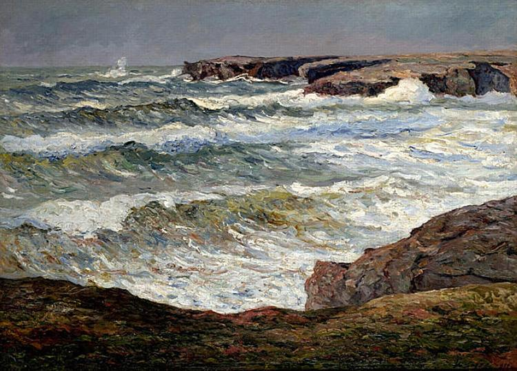 Great Houle Donant - Maxime Maufra