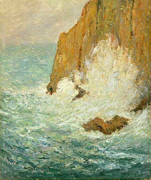 Great Sea - Maxime Maufra