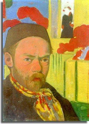 Self-Portrait, 1891 - Meyer de Haan