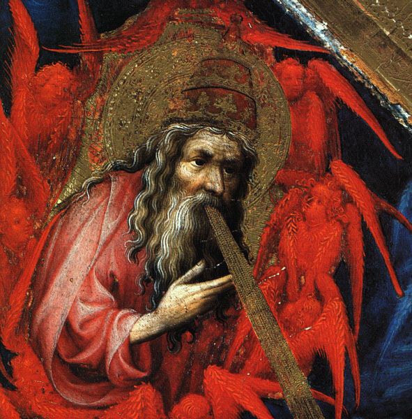 God the Father (from Altar of Philip the Bold), 1399