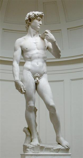 David, 1501 - 1504 - Miguel Ángel