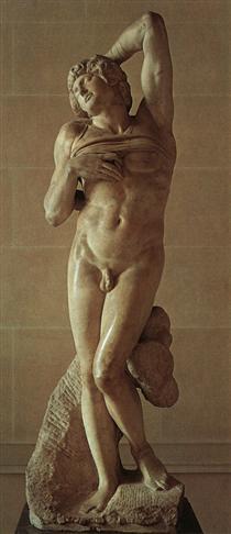 Michelangelo - 177 paintings, sculptures and drawings