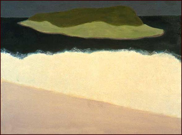 Offshore Island, 1958 - Milton Avery