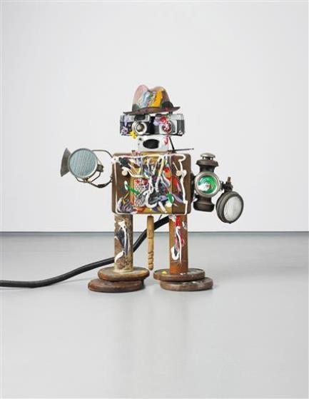 Robot, 1993 - Nam June Paik