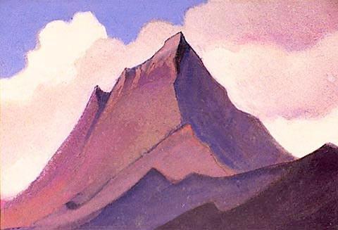 Himalayas, 1947 - Nicholas Roerich