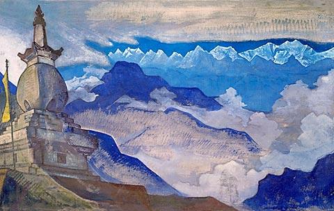 Rinchenpong, 1924 - Nicholas Roerich
