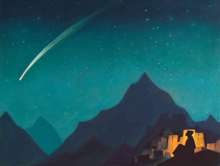 Star of the Hero, 1936 - Nicholas Roerich