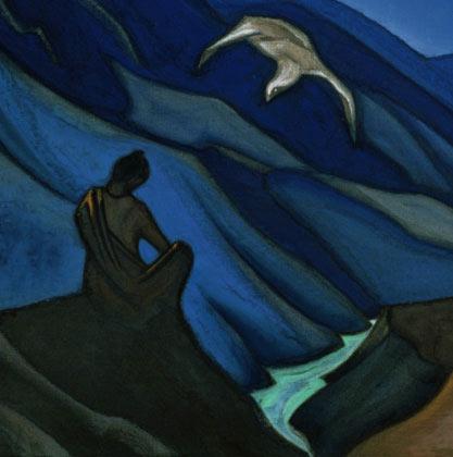 Testament of the Teacher, 1947 - Nicholas Roerich