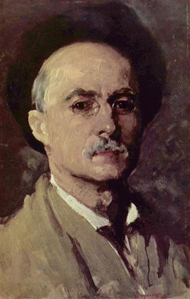 Self Portrait - Nicolae Grigorescu