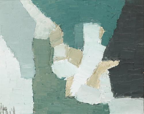 Composition, 1949 - Nicolas de Staël