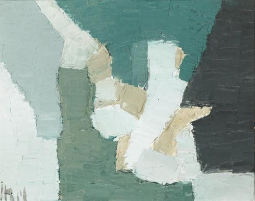 Composition, 1949 - 尼古拉·德·斯塔埃尔