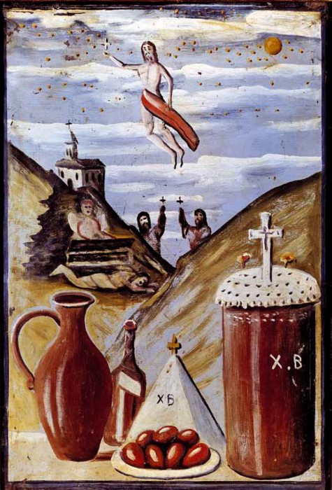 Ascension day (Easter)