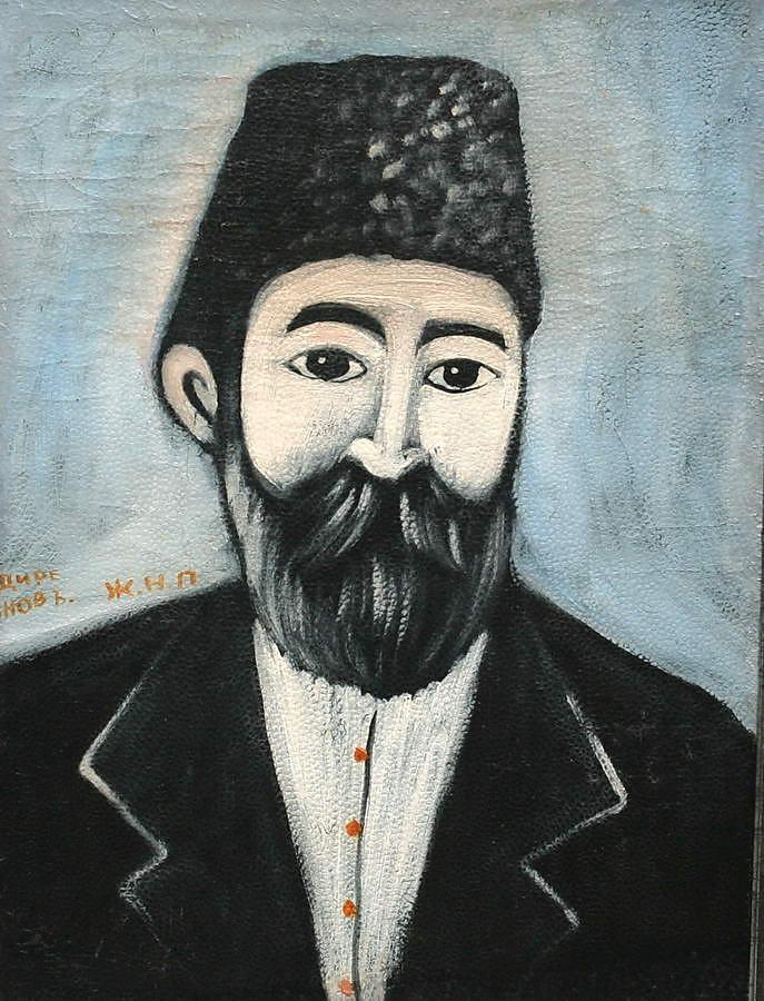 Self Portrait, 1900