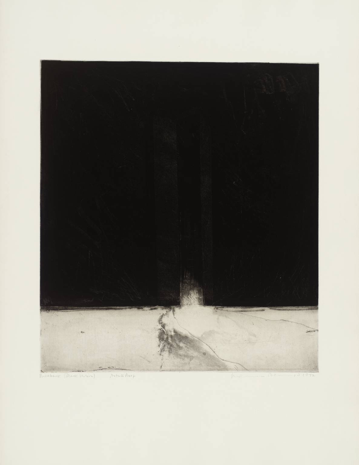 Millbank, Black Version, 1972