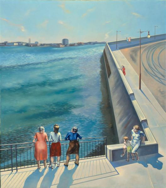 The River, 1942 - O. Louis Guglielmi