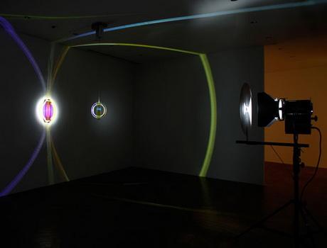 Colour space embracer, 2005 - Olafur Eliasson