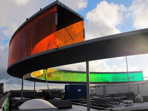 Your Rainbow Panorama, 2011 - Olafur Eliasson