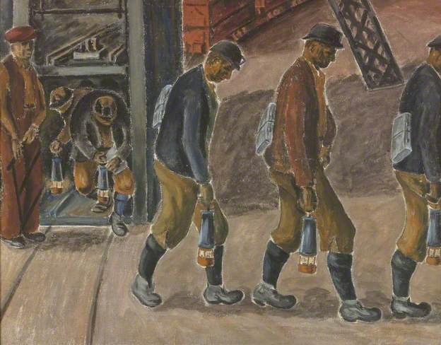 End of Shift, 1941 - Оливер Килборн
