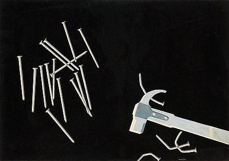 Spik och hammare, 1934 - Otto Gustav Carlsund