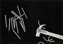 Spik och hammare - Otto Gustav Carlsund